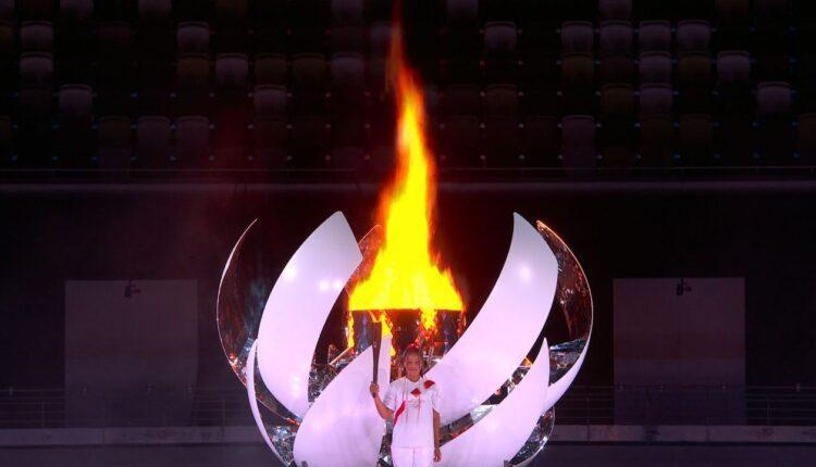 Ολυμπιακοί Αγώνες: Το άναμμα της Ολυμπιακής φλόγας στο Τόκιο (VIDEO)