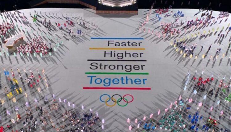 Ολυμπιακοί Αγώνες: Το ξεχωριστό μήνυμα της διοργάνωσης (VIDEO)
