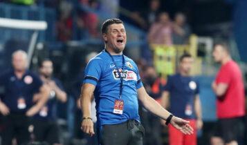 «Αγρια» γκάζια Μιλόγεβιτς για 45 λεπτά στα Σπάτα: «Δεν κάνατε τίποτε από όσα είπαμε!»