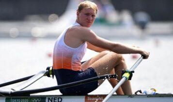 Ολυμπιακοί Αγώνες: Ολλανδός κωπηλάτης θετικός στον κορωνοϊό μετά τον αγώνα του
