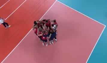 Ολυμπιακοί Αγώνες - Βόλεϊ Ανδρών : ΗΠΑ - Γαλλία 3-0 (VIDEO)