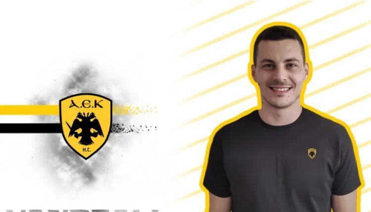 Eπιβεβαίωση enwsi.gr: Η ΑΕΚ ανακοίνωσε τον Γκόραν Άντζελιτς -«Έρχομαι για να κατακτήσω τίτλους!»