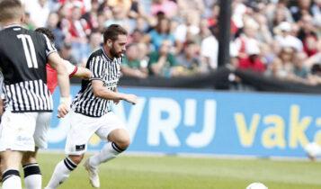 Νίκη ΠΑΟΚ με την Φέγενορντ (2-1) στο Ρότερνταμ