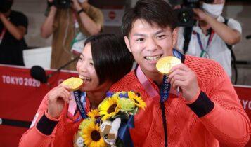 Ολυμπιακοί Αγώνες: Αδέρφια έγραψαν ιστορία με δύο χρυσά μετάλλια με απόσταση λίγης ώρας (VIDEO)