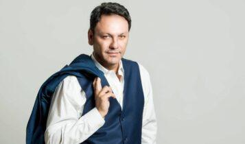 Στάθης Αγγελόπουλος: Νοσηλεύεται με κορωνοϊό στη ΜΕΘ του «Σωτηρία»