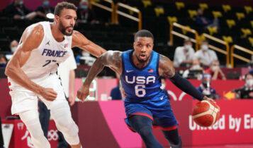 Ολυμπιακοί Αγώνες-Λίλαρντ: «Διαφορετικοί οι Ευρωπαίοι όταν παίζουν με τις χώρες τους»