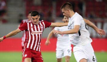 Ολυμπιακός: Με Ελσίνκι στο Europa League αν αποκλειστεί από τη Νέφτσι