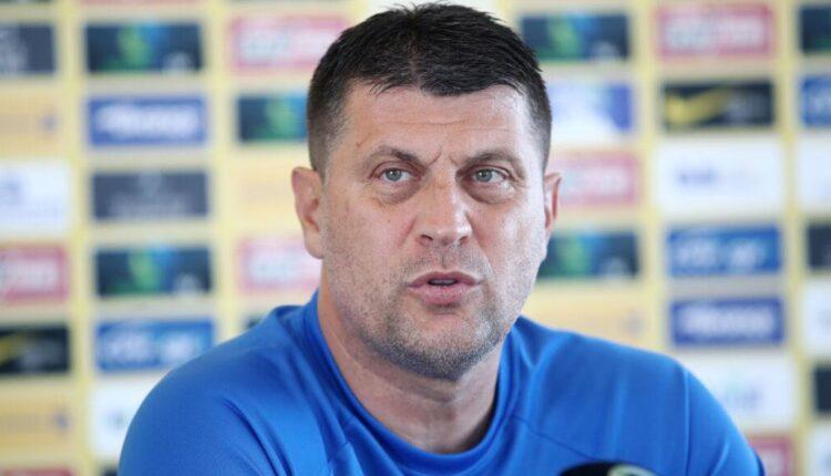 Μιλόγεβιτς: «Θέλω να ξεχάσω τη Βοσνία-Αν μας αγχώνει η παρουσία του κόσμου καλύτερα να μην παίξουμε»