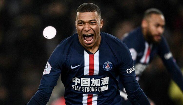 Εμπαπέ: «Όνειρό μου να κατακτήσω το Champions League με την Παρί»