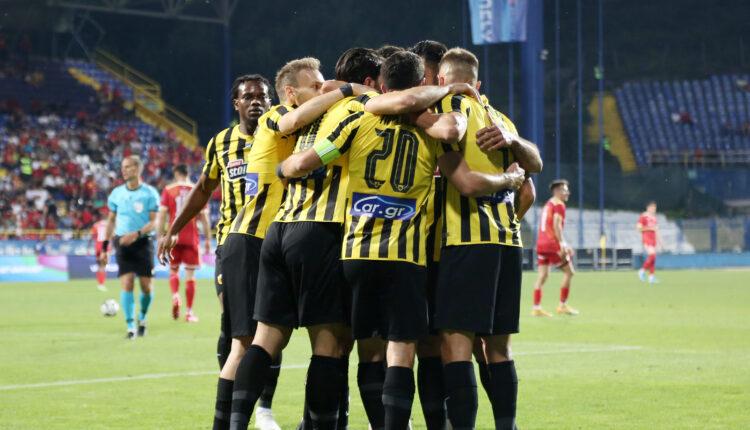 ΤΩΡΑ LIVE το Pregame για το AEK-Βελέζ από το ENWSI TV (VIDEO)