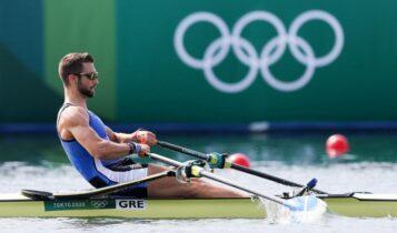 Ολυμπιακοί Αγώνες: Τρομερός Στέφανος Ντούσκος, στον τελικό με τον καλύτερο χρόνο (VIDEO)