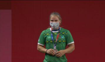 Ολυμπιακοί Αγώνες-Αρση Βαρών: Πρώτο μετάλλιο στην ιστορία του Τουρκμενιστάν (VIDEO)
