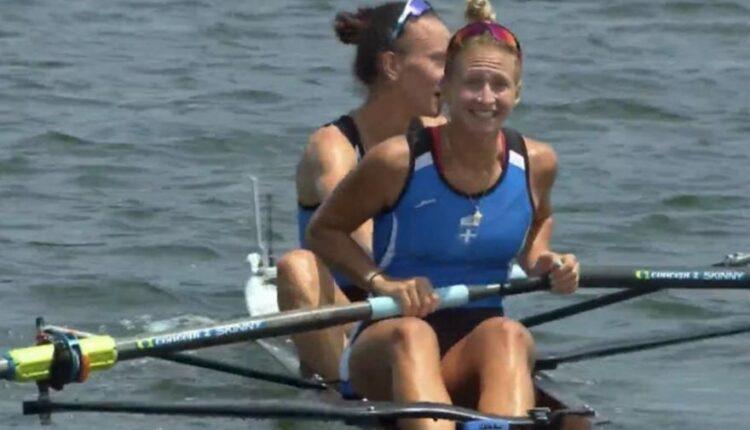 Ολυμπιακοί Αγώνες: Εμειναν στην 5η θέση του τελικού της δικώπου Κυρίδου-Μπούρμπου (VIDEO)