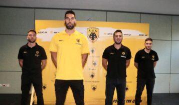 Αναδιάρθρωση στην AEK BC Academy, αναλαμβάνει ο Αρναουτάκης