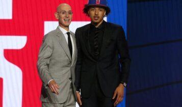 NBA Draft: Στο νούμερο 1 ο Κάνινγκχαμ που θέλει να αλλάξει τη μοίρα των Πίστονς (VIDEO)