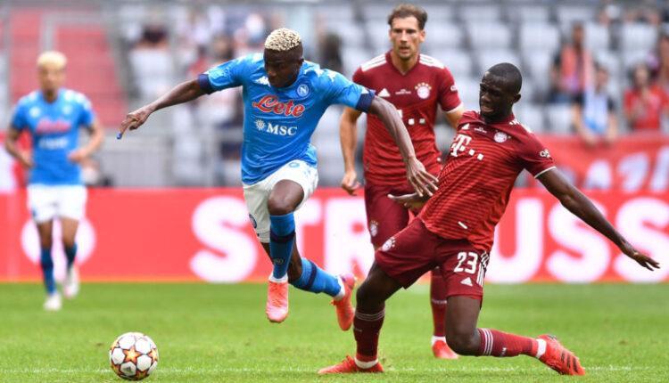 Μπάγερν-Νάπολι 0-3: Ξανά ήττα για τους Βαυαρούς, χωρίς νίκη στα φιλικά (VIDEO)
