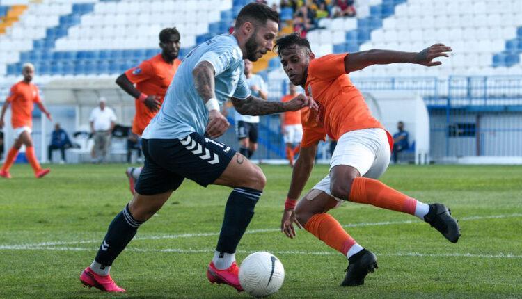 Ο Ιωνικός κέρδισε 3-1 τον Απόλλωνα Σμύρνης στη Ριζούπολη