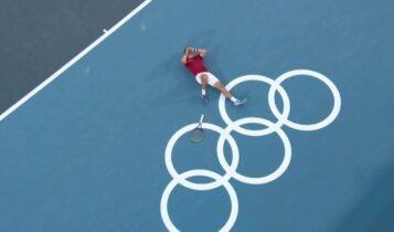 Ολυμπιακοί Αγώνες: Χάλκινο ο Καρένιο Μπούστα, εκτός βάθρου ο Τζόκοβιτς (VIDEO)