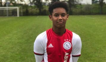 Ο 16χρονος, Νόα Γκέσερ, ποδοσφαιριστής του Άγιαξ έχασε τη ζωή του σε τροχαίο δυστύχημα (ΦΩΤΟ)
