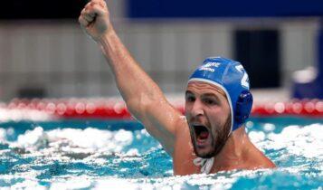 Ολυμπιακοί αγώνες: Ανετη νίκη και πάει αήττητη στα νοκ άουτ η Ελλάδα στο πόλο (VIDEO)