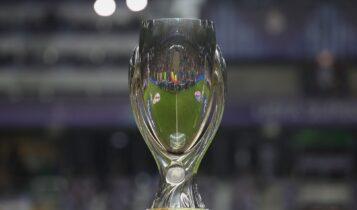 Ευρωπαϊκό Super Cup: Με 13.000 θα διεξαχθεί το Τσέλσι-Βιγιαρεάλ στο «Γουίνδσορ Παρκ»