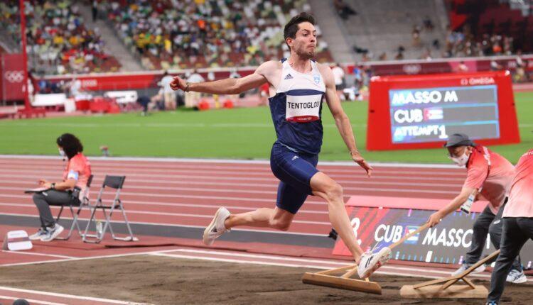 ΤΕΡΑΣΤΙΟΣ: Χρυσό μετάλλιο ο Μίλτος Τεντόγλου στο Τόκιο -Πέταξε στα 8.41! (VIDEO)