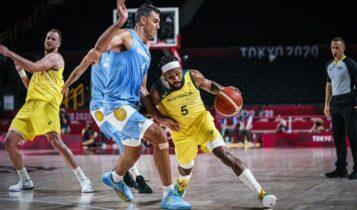 Ολυμπιακοί Αγώνες: Ισοπεδωτική Αυστραλία διέλυσε την Αργεντινή και πήγε στους «4»!
