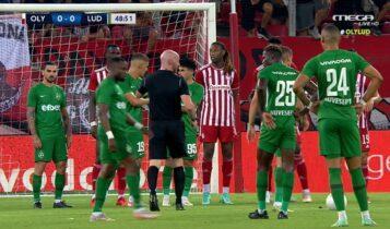 Ολυμπιακός-Λουντογκόρετς: Λάθος τοποθέτηση Τζολάκη, 0-1 ο Ντεσπότοφ! (VIDEO)