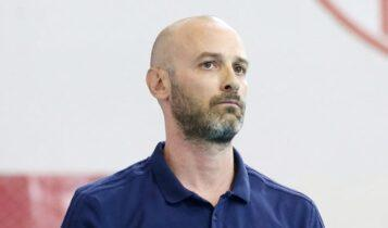 Χάντμπολ: Ο Γιώργος Ζαραβίνας νέος προπονητής της Εθνικής Ανδρών