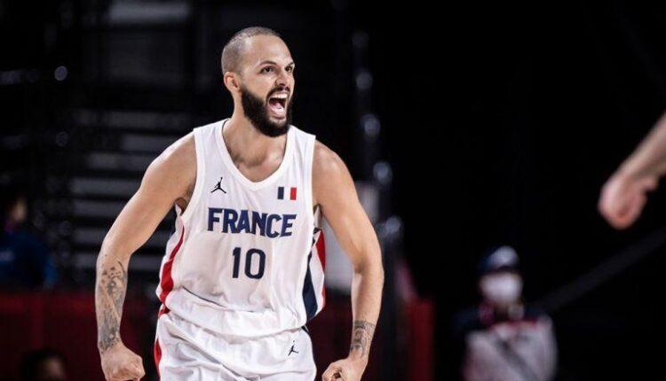 Ολυμπιακοί Αγώνες: Πήρε το θρίλερ η Γαλλία (90-89) απέναντι στη Σλοβενία με σούπερ Μπατούμ και πάει για χρυσό (VIDEO)