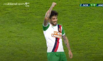 Europa League: Ο Φούντας «ξέρανε» την Ανόρθωση με τρομερό σουτ, νίκη 3-0 για την Ραπίντ! (VIDEO)
