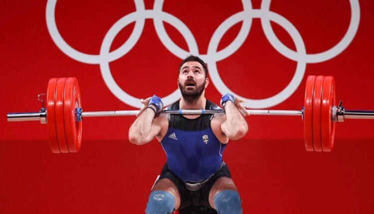 Ολυμπιακοί Αγώνες-Ιακωβίδης: Συνεχίζει την άρση βαρών!