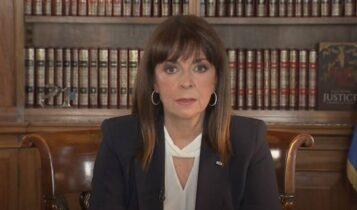 Σακελαρροπούλου: «Απέναντι στις φωτιές είμαστε όλοι ευάλωτοι» (VIDEO)