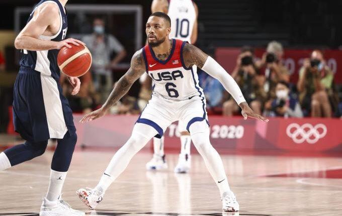 Παραδοχή Λίλαρντ: «Πιο εύκολο να σκοράρεις στο ΝΒΑ από ότι στη FIBA»