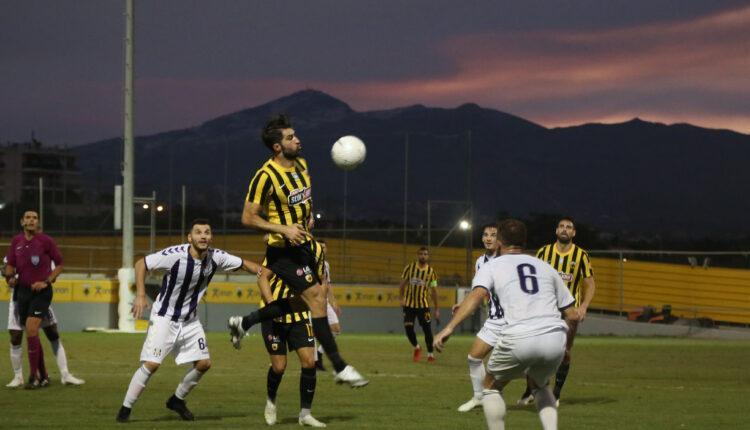 Η ΑΕΚ με τα στημένα «εκτέλεσε» (2-0) τον Απόλλωνα Σμύρνης και «ανεβαίνει»!