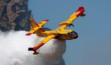«Η Τουρκία στέλνει δύο πυροσβεστικά αεροσκάφη στην Ελλάδα», λέει ο Δένδιας