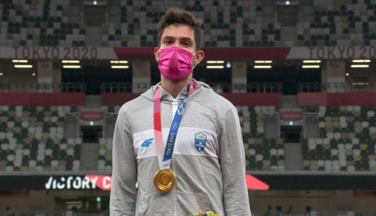 Τεντόγλου: Ετσι πήρε το χρυσό στο Τόκιο (VIDEO)