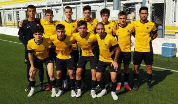 ΑΕΚ: Η Κ17 νίκησε 3-0 τον Απόλλωνα