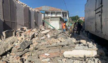 Σεισμός 7,2 Ρίχτερ στην Αϊτή - Προειδοποιήση για τσουνάμι (ΦΩΤΟ)