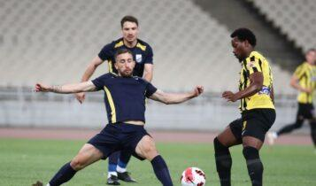 ΑΕΚ-Λαμία 1-0 (ΤΕΛΙΚΟ)