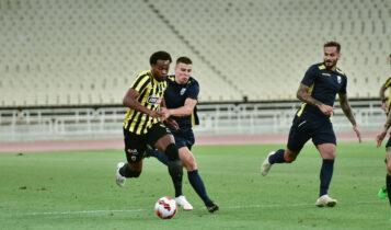 Η ΑΕΚ νίκησε τη Λαμία (1-0), αλλά θέλει δουλειά και μεταγραφές