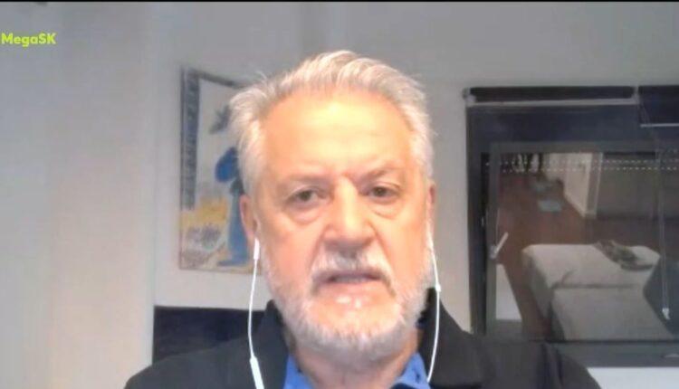 Εφιαλτική πρόβληψη Καπραβέλου: «Θα έχουμε 10.000 νέα κρούσματα και 100 νεκρούς ημερησίως»! (VIDEO)