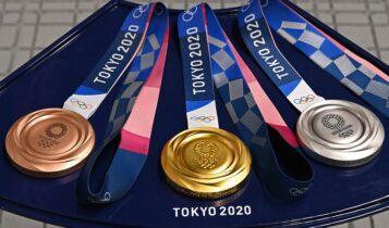 Η Κίνα μέτρησε και τα μετάλλια από άλλες χώρες για να βγει… πρώτη στους Ολυμπιακούς Αγώνες