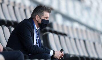 Ζαγοράκης για Super League: «Ετσι δεν πάμε πουθενά»