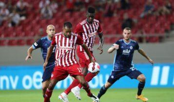 Europa League-Conference League: Ολα τα αποψινά αποτελέσματα