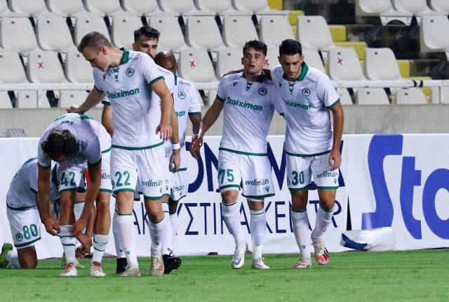 Europa League: Ψυχωμένη Ομόνοια διέλυσε (4-2) την Αντβέρπ και βλέπει ομίλους (VIDEO)