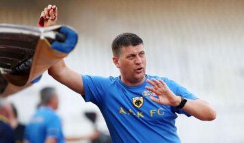 Μιλόγεβιτς: «Χρειαζόμαστε σε όλα δουλειά, δεν μου άρεσαν πολλά» (VIDEO)