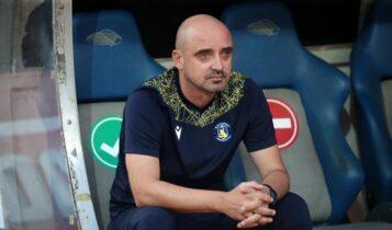 Ράσταβατς: «Με ευχαρίστησε το να βλέπω την ομάδα ανταγωνιστική»