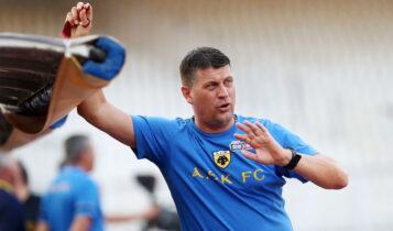 Σταμάτης Βούλγαρης: «Η ΑΕΚ εμφανίστηκε ανέτοιμη και ο Μιλόγεβιτς πρέπει να βρει λύσεις» (VIDEO)