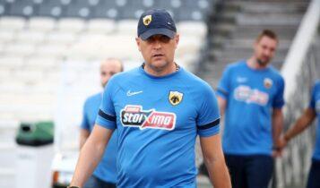 «Ο Μιλόγεβιτς ήταν κεντρική απόφαση όλων στην ΑΕΚ»